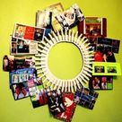 Clothespin Picture Frames