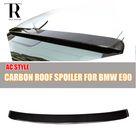 81.99US $ 18 OFF E90 AC Style Carbon Fiber Rear Roof Spoiler for BMW E90 320i 325i 330i 335i 320d 325d 330d 335d 2005   2011 rear roof spoiler roof spoilerspoiler for bmw   AliExpress