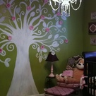 Pink Green Nursery