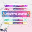 Jojo Siwa Bubble Labels- Jojo Siwa  Birthday Bubble Wrappers- Jojo Siwa Party- Jojo Birthday