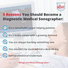 5 Reasons You Should Become a Diagnostic Medical Sonographer