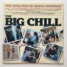 More Songs From The Big Chill LP Vinyl Record Album, Motown - 6094ML, 1984, Original Pressing