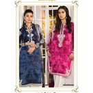 Ziaaz Design M Print Maria B Cotton With Printed Exclusive Designer Casual Wear Salwar Suits