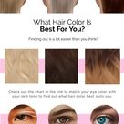 What Hair Color Is Best For You?