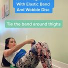 Pelvic Floor Elastic Band And Disc Pilates Progression