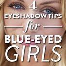 Eyeshadow For Blue Eyes
