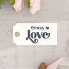 Crazy in Love Stamp