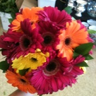 Daisy Wedding Bouquets