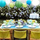 Birthday Dinner Parties