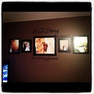 Display Wedding Photos