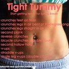Tummy Workout