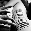 Piano Tattoos