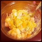 Marshmallow Fruit Salads