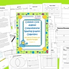 Reading comprehension graphic organizers,prompts,and passages!