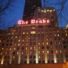 The Drake Hotel   Chicago, IL, USA  Ideally...