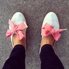 Ribbon Shoes