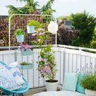 Top 3 DIY Ideen für Balkon und Terrasse