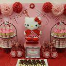 Hello Kitty Parties