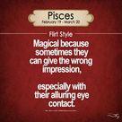 The Flirt Style of Each Zodiac Sign
