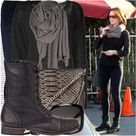 Combat Boot Outfits