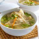 Wan-Tan-Suppe - so geht's Schritt für Schritt    LECKER