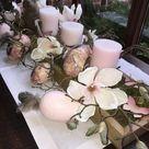 60 hübsche Fensterbank Deko Ideen zu Ostern, die Sie ganz einfach nachmachen können