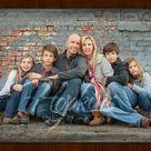 Adult Family Photos