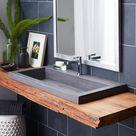 Modern Sink