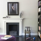 Monochrome living room | Decorating ideas | Ideal Home