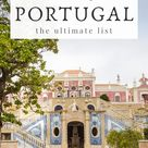 Portugal's Most Beautiful Cities & Small Towns