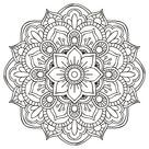 ▷ 1001 + coole Mandalas zum Ausdrucken und Ausmalen