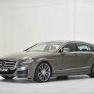 Brabus 2013 Mercedes Benz CLS Shooting Brake AMG ...   GABEtumblr