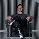 The Double Amputee Who Designs Better Limbs