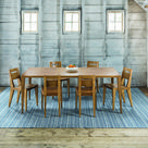 Amma Area Rug by angela adams - Designer Handmade Nordic Rugs