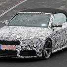 Audi RS5 Cabriolet Runs the 'Ring in Latest Spy Photos » AutoGuide.com News