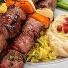 Mediterranean Grilled Beef Kabobs   Mediterranean Eatz