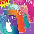 Free Apple $10 Gift Card