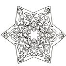 Mandalas to download for free 10 - Mandalas Coloring Pages for Adults - Just Color