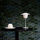 Blomus Mobile Led Leuchte Ani Lamp White Blomus