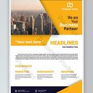 business conference flyer template vector design. Modern business flyer. Brochure design. | AI Free Download - Pikbest