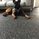 Kratzfester Bodenbelag für Hunde und andere Haustiere