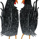 Hühner zum Verlieben