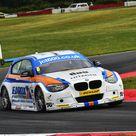 CM9 8125 Rob Collard, BMW 125i M Sport. Framed Photo. Rob Collard, BMW 125i M Sport, BTCC Snetterton Sunday 9th August 2015, Autosport, BMW 125i M Sp.