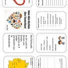 Deutschland Minibuch