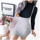 Sling bag hip dress - Grey / M