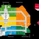 Mall Map For Orlando Vineland Premium Outlets 174 A Simon Mall