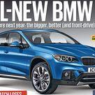 2016 BMW X1 Spied Again