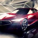 The Acura Precision Concept   Debuting at NAIAS 2016