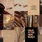 Wallpaper brown aesthetic