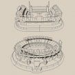 """"""" Introducción a Rhinoceros 3D"""". Un curso online de 3D, Animación, Arquitectura y Espacios de Diego Fernández   Domestika"""
